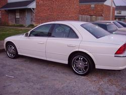 517011 2000 Lincoln LS