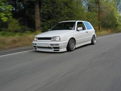 theflygtiguys 1996 Volkswagen Golf