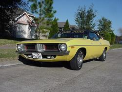 hipercuda 1972 Plymouth Barracuda