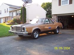 FordFreak119 1975 Ford Granada