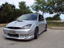 CanadianS2s 2001 Ford Focus