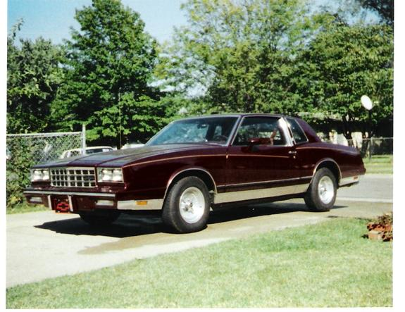 hchhollywood 1983 Chevrolet Monte Carlo