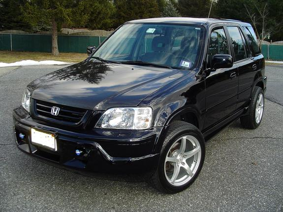 Actolex 1998 Honda Cr V Specs Photos Modification Info