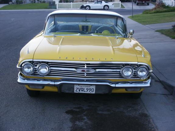 Another Pete6960 1960 Chevrolet Impala post... - 3243362