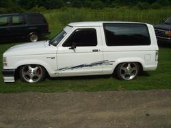 bronclow2 1990 Ford Bronco II