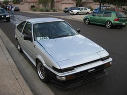 Tybalt86s 1985 Toyota Corolla
