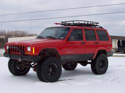XJ99Sports 1999 Jeep Cherokee