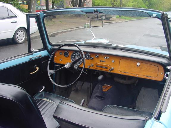 Another wasiliew 1965 Triumph TR6 post... - 3256041