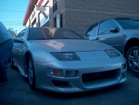 z31dude 1986 nissan 300zx specs photos modification info. Black Bedroom Furniture Sets. Home Design Ideas
