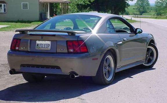 Another 2001_Mustang_GT 2001 Ford Mustang post... - 3260024