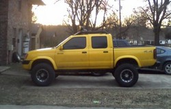 jncvipers 2000 Nissan Frontier Regular Cab