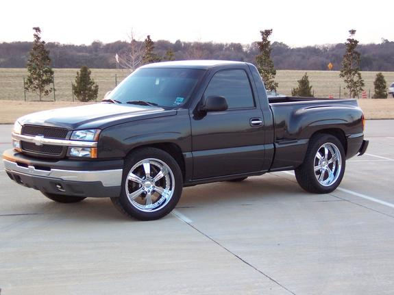 origbadassbowtie 2003 chevrolet silverado 1500 regular cab. Black Bedroom Furniture Sets. Home Design Ideas