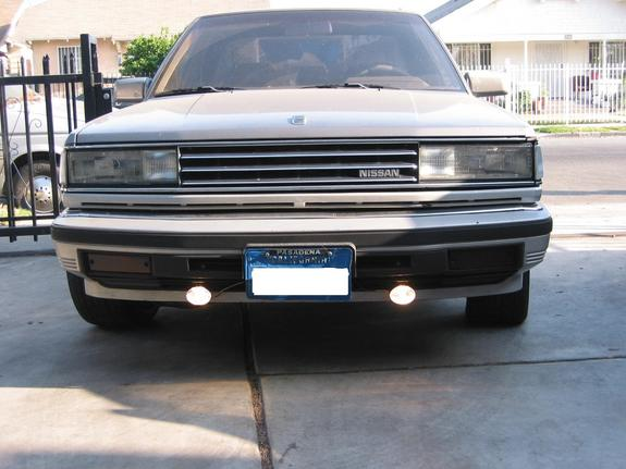 Another roger85 1986 Nissan Maxima post... - 3263184