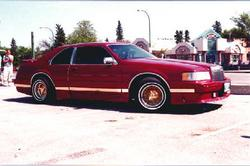 nest11s 1988 Lincoln Mark VII