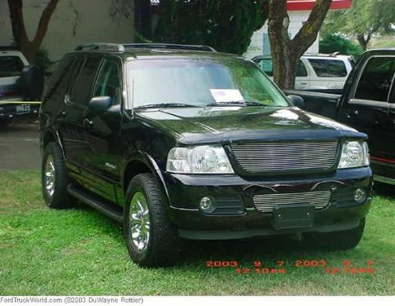 snoozr 2002 ford explorer specs photos modification info. Black Bedroom Furniture Sets. Home Design Ideas