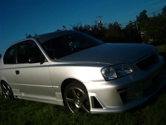 Another peachpeters 2002 Hyundai Accent post... - 3271108
