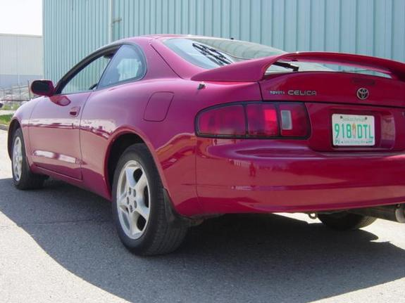Another red_94gts 1994 Toyota Celica post... - 3277454