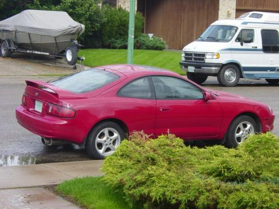 Another red_94gts 1994 Toyota Celica post... - 3277461