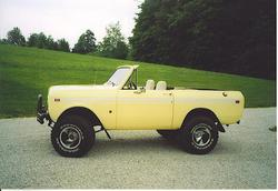 521756 1971 International Scout II