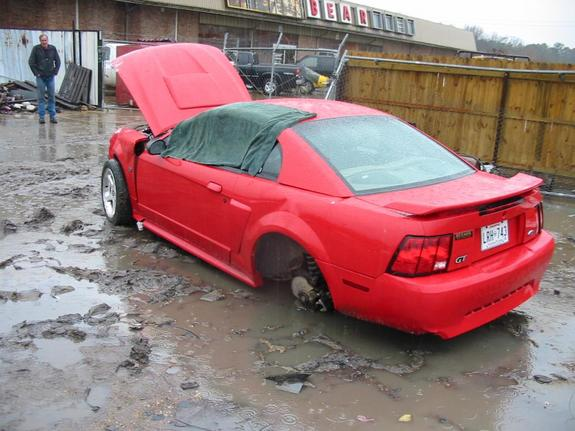 Another fded03 2003 Ford Mustang post... - 3278086
