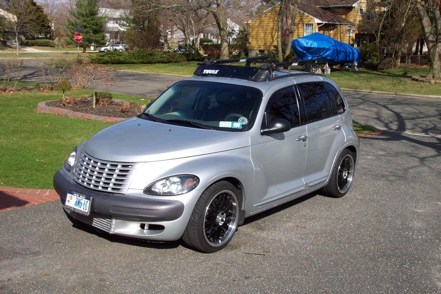 Original on 2004 Chrysler Pt Cruiser Accessories