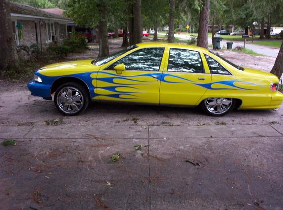Another mikele12320000 1991 Chevrolet Caprice post... - 3281506