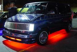 1AstroSSs 1987 Chevrolet Astro