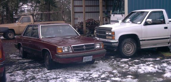 Another mystang420 1986 Dodge Aries post... - 3282052