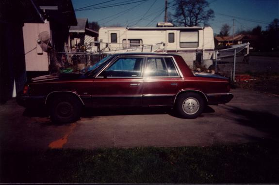Another mystang420 1986 Dodge Aries post... - 3282054
