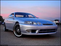 On_Chrome 1997 Lexus SC