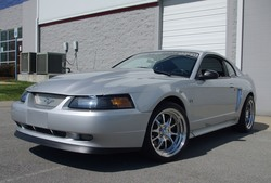 dcbigpimpins 2000 Ford Mustang