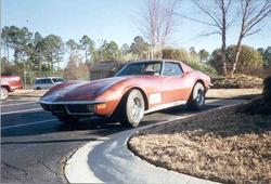 burdizzo 1970 Chevrolet Corvette