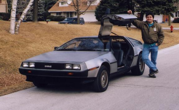 nextime's 1981 DeLorean DMC-12