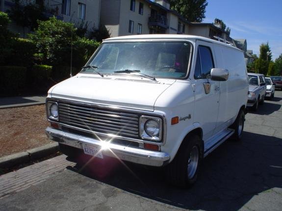 smashbox's 1976 Chevrolet Sportvan G10