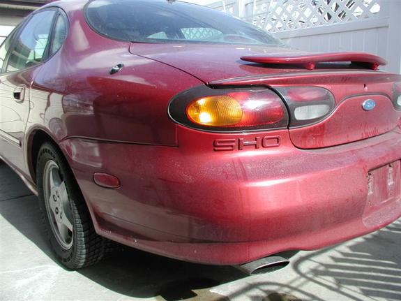 Cold Weather Start Car Ford Taurus