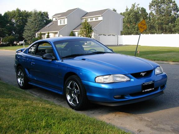 Another mattk1 1998 Ford Mustang post... - 3296098