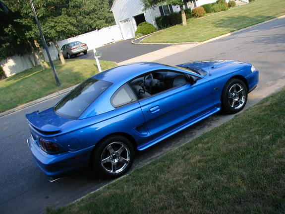 Another mattk1 1998 Ford Mustang post... - 3296101