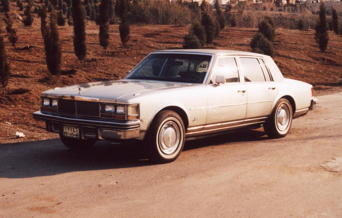 Another komeil 1981 Cadillac Seville post... - 3300455