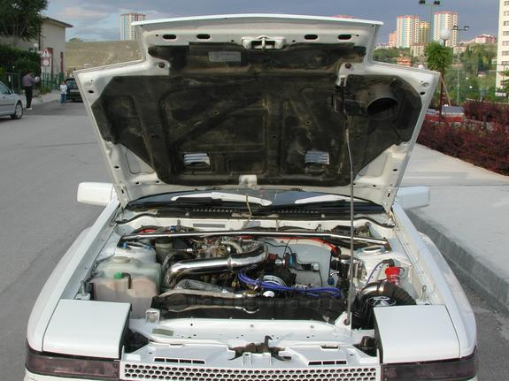 Another hydafs 1985 Nissan Silvia post... - 3300878