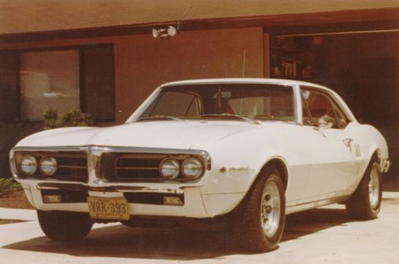 Another plmcrzy 1967 Pontiac Firebird post... - 3300976