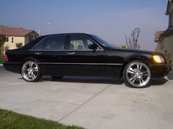mhuck123s 1997 Mercedes-Benz S-Class
