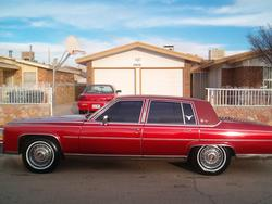 cooptown10 1987 Cadillac Brougham