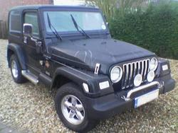 Nicole1s 1997 Jeep Wrangler