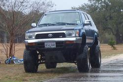 West_Texas_QBs 1993 Toyota 4Runner