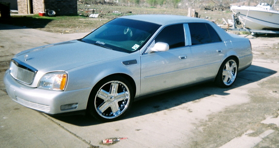 Toyota Of New Orleans >> ThugginLac's 2000 Cadillac DeVille in New Orleans - StB, LA