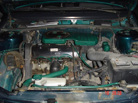 Another xgreenshadowx 1994 Dodge Shadow post... - 3316703