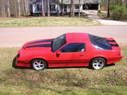allious 1990 Chevrolet Camaro
