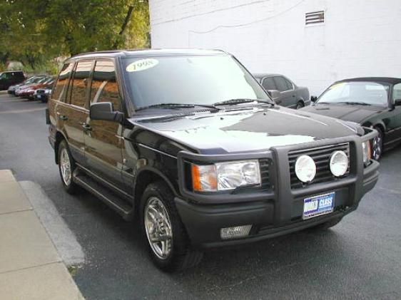 kanupe7 1998 land rover range rover specs photos modification info at cardomain. Black Bedroom Furniture Sets. Home Design Ideas