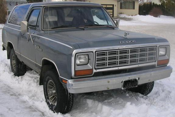 ramv8charger 1984 dodge ramcharger specs photos modification info at cardomain cardomain