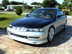 darksilenceh 1996 Honda Accord